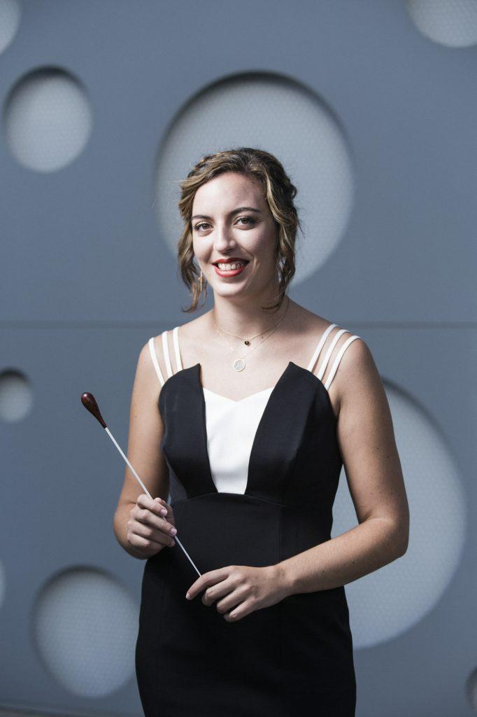 Directora de Orquesta - Lara Diloy (biografía)